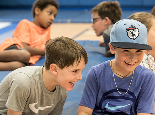 Summer Camp for Children with Dyslexia